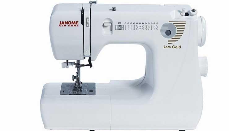Janome Jem Gold 660