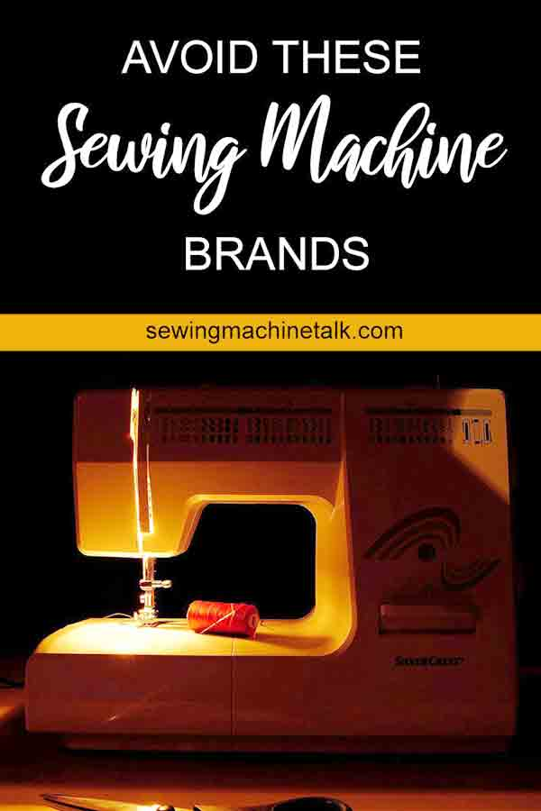The 8 best sewing machine brands (and 4 you should avoid!)