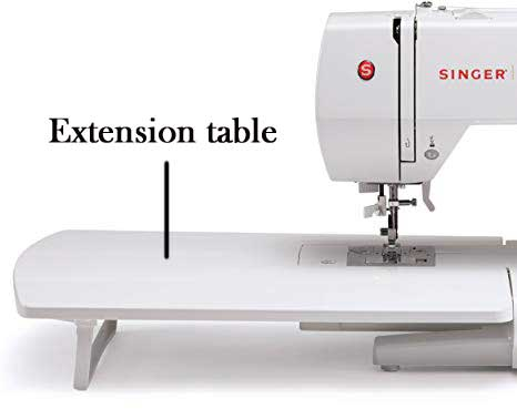 table extension sewing machine