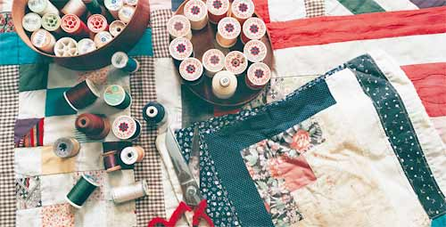 Quilting beginner kits